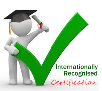 Internationally Recognised First Aid Certification