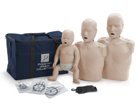 Prestan Collection CPR Manikins with monitor