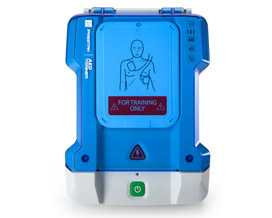 Prestan professional AED Trainer with Greek & English Prompts