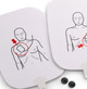 Prestan professional AED Trainer electrode pads with sensor